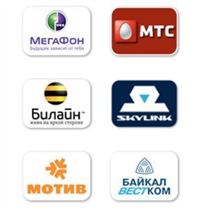 Операторы сотовой связи Солнцево