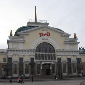 Железнодорожные вокзалы Солнцево